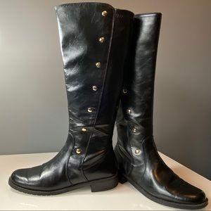 Aerosoles | Black Riding Boots | Size 8.5